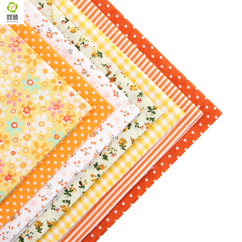 Image 4 - 100% Tissus Cotton Fabric Telas Patchwork  Fabric Fat Quarter 