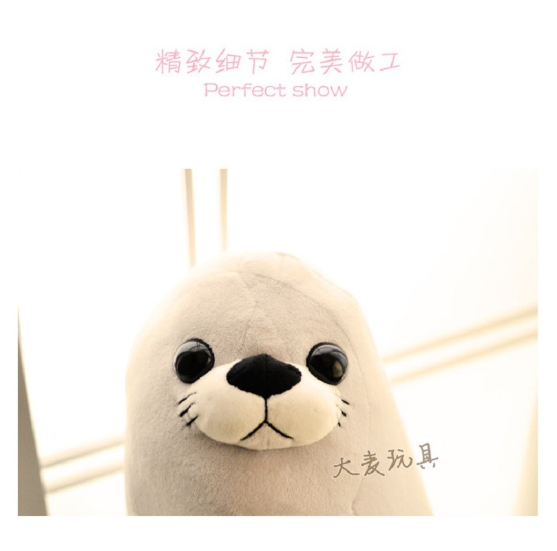 3pcsset 40cm  Aquarium Sea lions plush toy doll doll Children\'s Day gift to send his girlfriend a birthday gift free shipping (12)