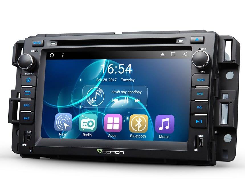 Eonon 7 U0026quot  Quad Core Android 6 0 Marshmallow Car Dvd Radio