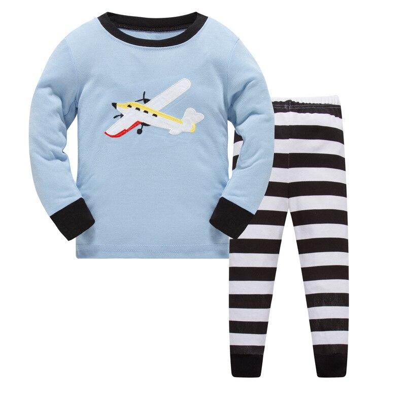 Baby Pyjamas Boys Car Styling Sleepwear Kids Pijamas Boys Pajamas Sets Children Batman Nightwear in Pajama Sets from Mother Kids