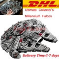 LEPIN 05033 5265 PCS MOC Star Wars Ultimate Collector's Millennium Falcon Building Block Set Bricks Kits Compatible 10179