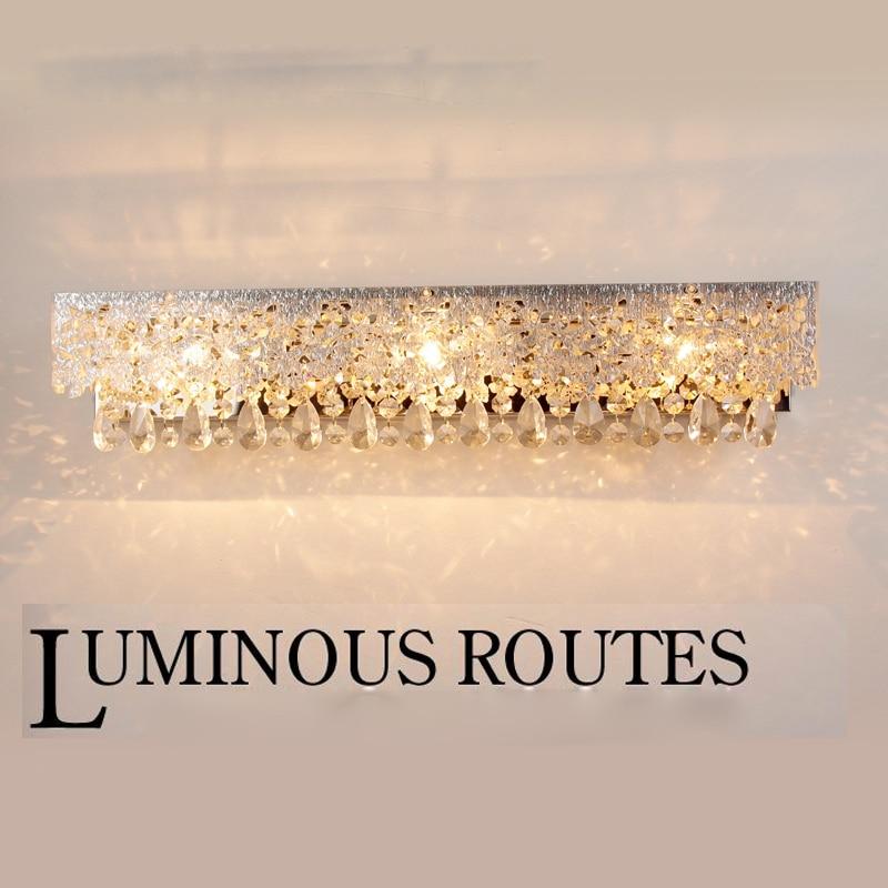 Bathroom Lighting Crystal popular luxury bathroom lighting-buy cheap luxury bathroom