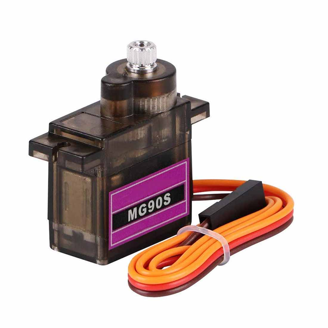 1pcs/lot Mitoot MG90S Metal gear Digital 9g Servo SG90 For Rc Helicopter pPlane Boat Car MG90 9G