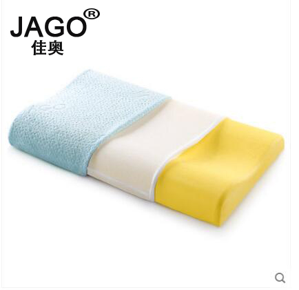 jago 100 imports memory foam safety health children pillow solid children baby bed memory foam. Black Bedroom Furniture Sets. Home Design Ideas