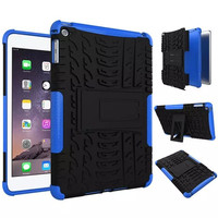 For IPad Mini4 Case 2 In 1 Durable Shock Proof Armor Hybrid Case For Apple IPad