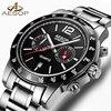 2018 New Brand AESOP Fashion Mens Watch Fashion Men Sapphire Crystal Quartz Waterproof Watches Male Clock