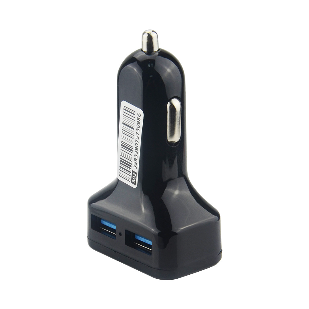 SG007 Car Charger GPS Tracker GPS Wifi LBS MutiMode Real-time Tracking Receiver Call SMS Voice Monitoring Recorder Free APP Web image