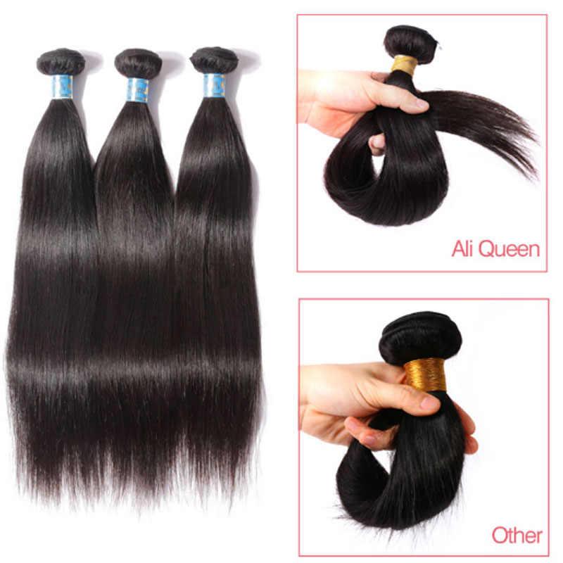 AddBeauty recto peruano sin procesar virgen cabello humano armadura Paquete 1 pieza Color Natural para mujeres negras salón doble trama
