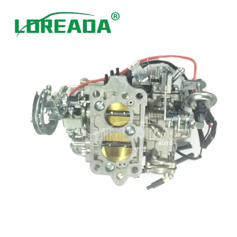 CARBURETOR ASSY 21100-35530 2110035530 jaoks TOYOTA 22R - Autode varuosad