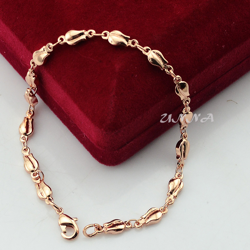 Girls jewelry rose gold