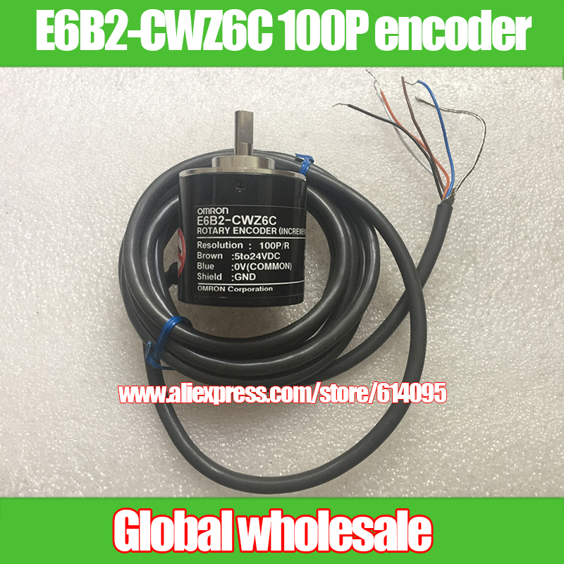 1PC New Omron E6B2-CWZ5G Encoder In Box 1000P//R