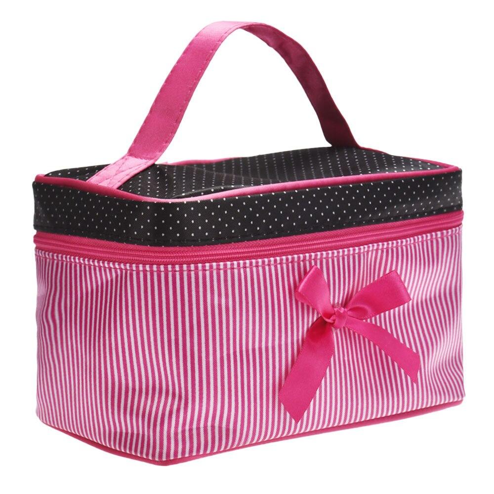 Make up Bags Cosmetic Bag Women Square