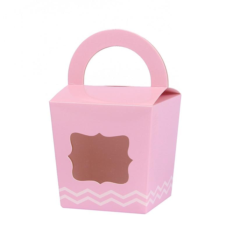12PCS Cupcake Box Creative Cupcake Case Party Favor Box for Girl/'s Gift