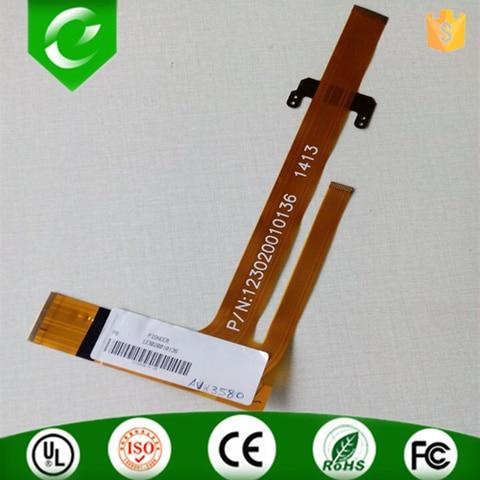 1 pcs lote flat cable avh dvd impressora scanner 3500 3550 3580 avh3580 dvd