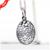 Floral Rendas Margarida Pingentes e Colares 100% Authentic 925 Sterling Silver Moda Jóias Frete Grátis