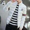 TG6238 Barato abrigo de invierno al por mayor 2016 nueva edición de han de ocio juvenil de breve párrafo chaqueta de algodón acolchado