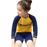 Baby Girls And Boys Rashguard Kids Swimwear Swimsuit Sun Protection Bathing Suit For Girls And Boys