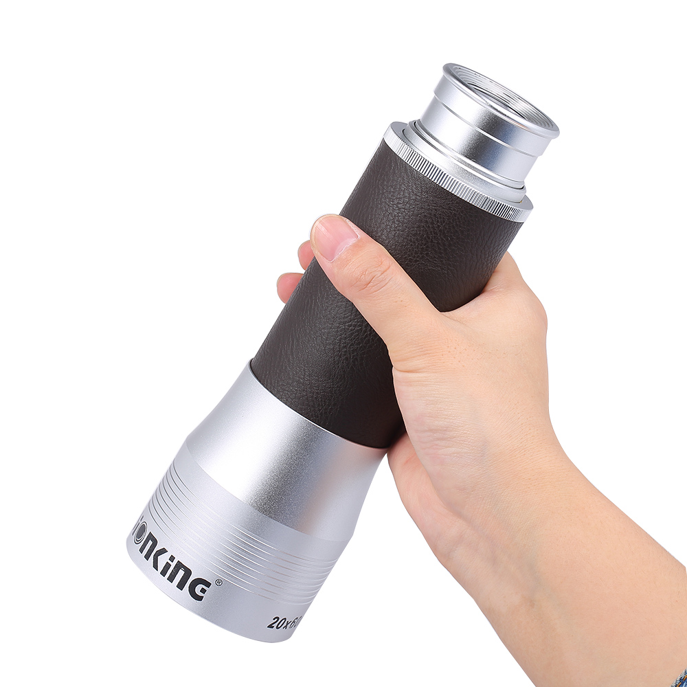 Visionking 20x60 High Power Binoculars For Hunting Travelling Camping HD Portable Binoculars Professional Telscope Monocular