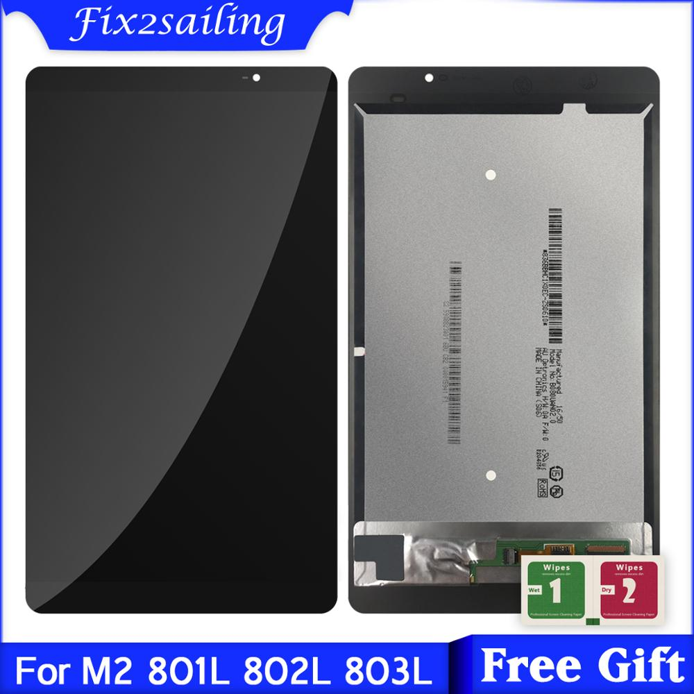 For Huawei Mediapad M2 8.0 M2-801L M2-802L M2-803L Full LCD DIsplay + Touch Screen Digitizer Assembly(China)