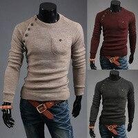 Big Explosion Of Spot The British Men S Fashion Korean Irregular Button 771230