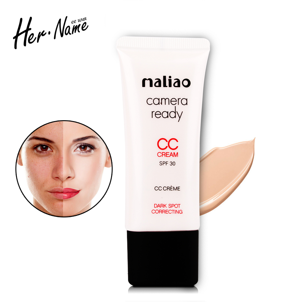 New arrival bb&cc cream makeup concealer cream powder cosmetic base correction control foundation creme whitening health&beauty