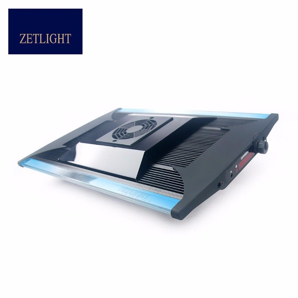 ZETLIGHT ZT6500 ZT6500C WI FI светодиодный освещения морских водных коралловый растут огни аквариум светодиодный светильник Риф Украшения