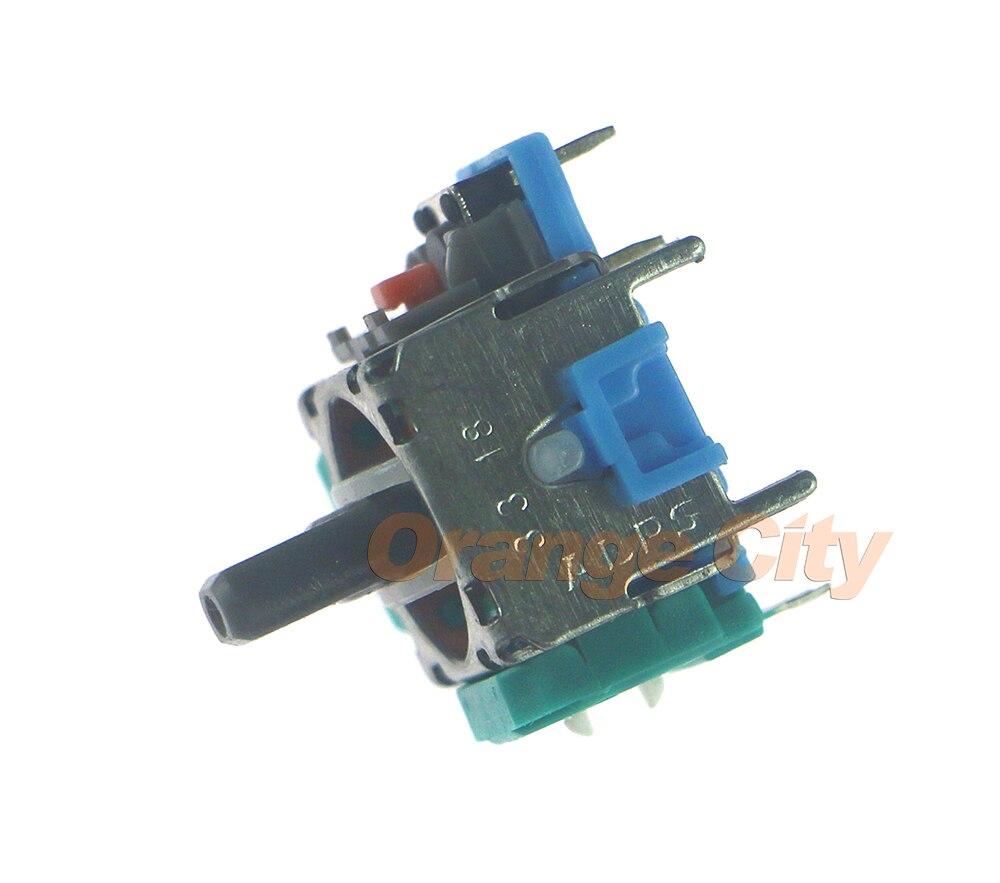 50 шт./лот OEM 3D аналоговая ось джойстика аналоговый сенсор модуль 3d joy stick Замена для Playstation 4 PS4 контроллер