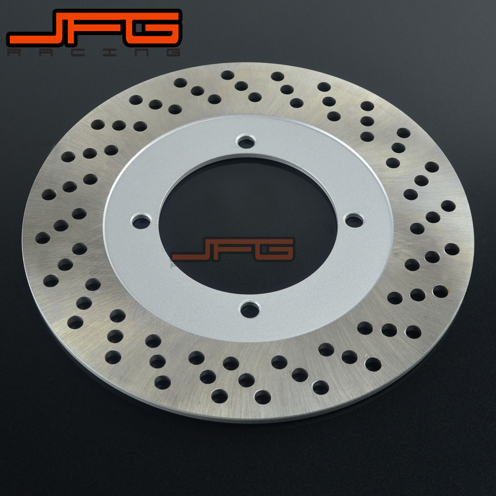 Motorcycle Outer Diameter 210mm Stainless Steel Rear Brake Disc Rotor For SUZUKI RG125 92 94 Gamma 92 94 RGV250 91 96 GSXR250