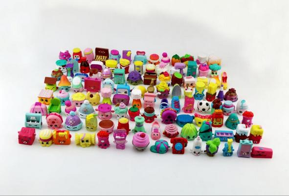 100pcs/lot mixed home and garden cartoon colorful dolls  kids toys home decor birthday gift fruit/veg/bag/shoes etc puppet 1