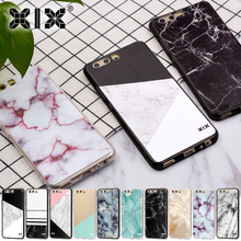 For Huawei P9 lite case Marble soft silicone TPU cover for fundas P8 2017 new arrivals P10 Lite