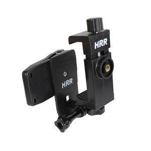 Image 5 - Mochila para celular ao ar livre, suporte fixo para huawei iphone, acessórios para pilotar, bolsa de suporte