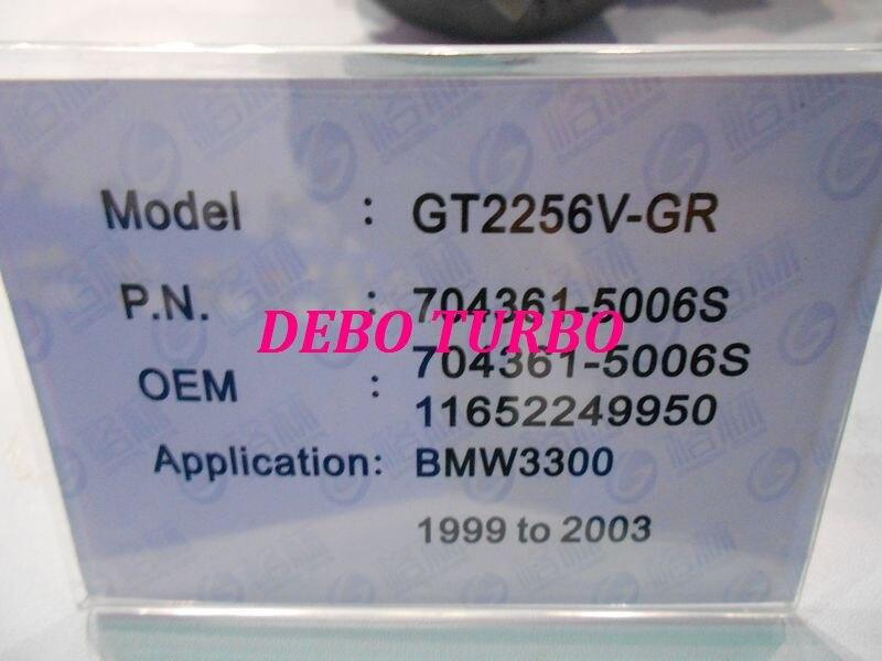 GT2256V 704361-5-DB