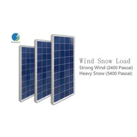 3Pcs/Lot solar panel 18v 100w Paneles Solares fotovoltaicos Solar Battery Charger China Marine Boat Yacht Motorhomes