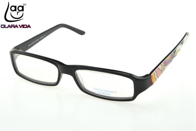Tendência UNISEX Nerd Óculos de Armação retangular Bordas Grossas Custom Made Óptica da Prescrição Photochromic Óculos De miopia-1 A-6