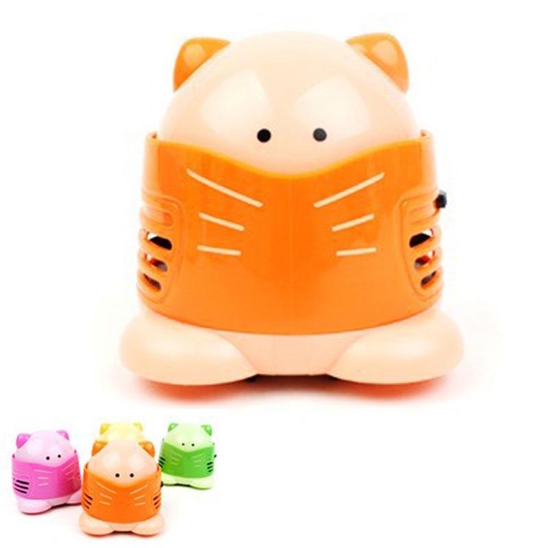цена на small mini Designers Cat desktop vacuum cleaner cartoon vacuum cleaner mini vacuum cleaner keyboard vacuum cleaner Free Shipping