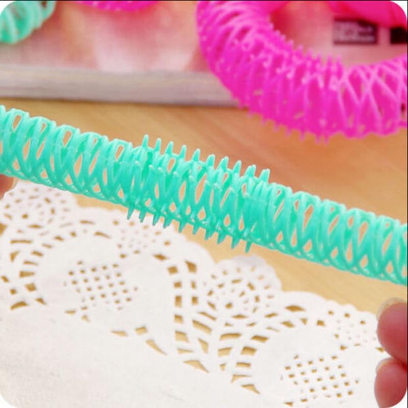 16pcs Curling Hair Foam Rollers Hair Styling Tools Roller Bendy ...