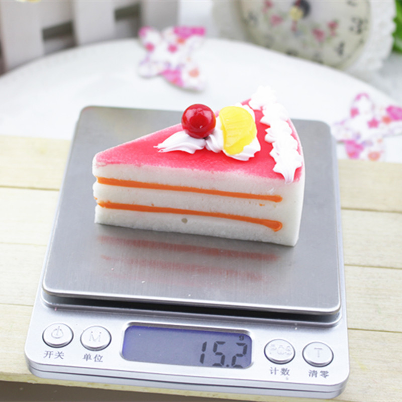1Piece 6 5CM Kids 39 Kitchen Toys Candy Creamy Frosting Birthday Cake Baby Photography Props Similation Toy Random Color in Kitchen Toys from Toys amp Hobbies