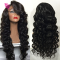 Glueless Full Lace Human Hair Wigs For Black Women Peruvian Virgin Hair Wig Body Wave Lace Front Human Hair Wigs Full Lace Wigs