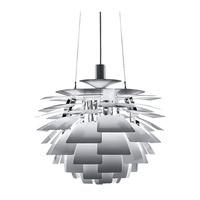 Envío Libre Moderno Colgante de Luz Led De Aluminio Hojas Blanco Pintura D38cm Diseñador de Iluminación para Comedor Lámpara PH