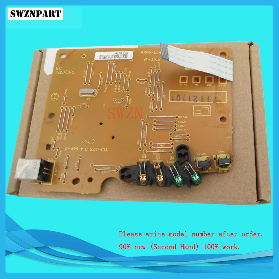 FORMATTER PCA ASSY Formatter Board logic Main Board MainBoard mother board for HP P1505 1505 M1-4629-000cn
