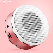 7efbbabeaa3 Fashion Portable Bluetooth 4.2 Speaker Wireless Stereo Subwoofer Outdoor Small  Sound Box Support AUX TF Card