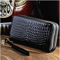 Women Wallets Long Zipper Leather Money Female Wallet Brand Designers New Long Bag Ladies Clutch Coin Purses & Holders