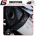 Motorcycle Accessories Universal Fit 100MM-140MM Oval / akrapovic Exhaust Protector Can Cover