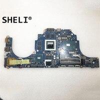 SHELI dla Dell obcych ware 17 R3 15 R2 płyta główna z I7 6820HQ GTX980M 4 GB LA C912P w Płyty główne od Komputer i biuro na