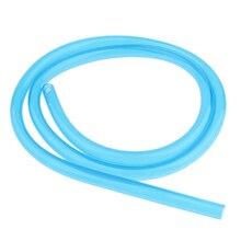 Plecak pić wąż wymienna rura nawilżenie rury narzędzia zewnętrzne dla na kemping, wyprawę, rower wędkowanie 100cm