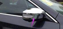 Abs хромированная крышка зеркала боковой двери 2cs для nissan