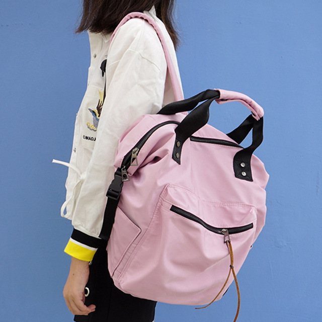 a9ff3e492162 ulzzang women Backpack Female school bag for girl Large capacity Travel  laptop backpacks Casual kanken Schoolbag