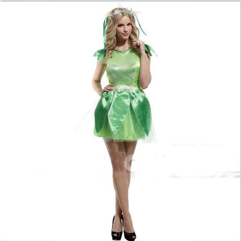 green fairy costume Adult