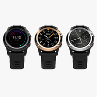 H1 Smartwatch IP68 Android IOS GPS 3G SIM Sport Smart Watch WIFI Wearable Devices Bluetooth BT4.0 Wristwatch
