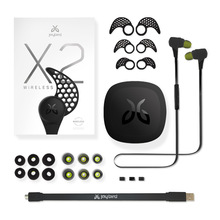 Jaybird X2 Wireless Stereo Bluetooth earbud Headphones Jaybird bluebuds X2 earphones sport in-ear headphone With Retail Box